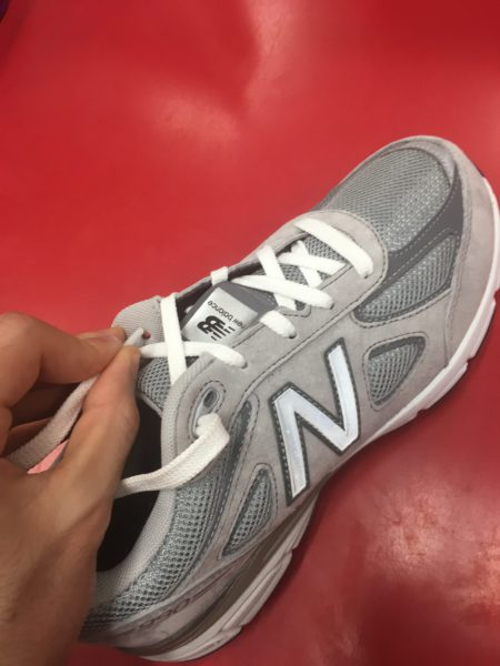 How to Tie Shoes with Orthotics