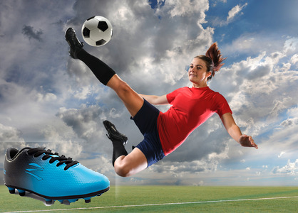 Wide Soccer Cleats for Women