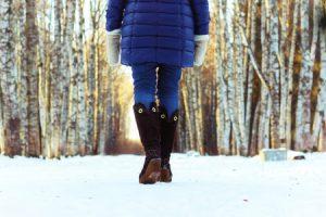 Stylish Women Snow Boots