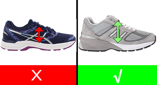 Best Shoes for Women with High Instep