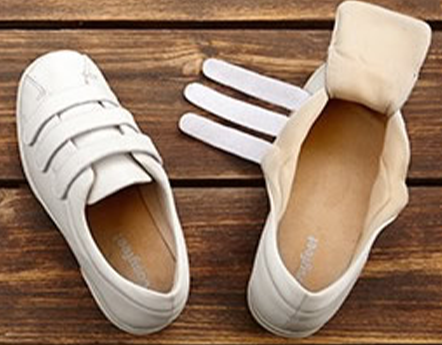 Women's Shoes with Wider Opening