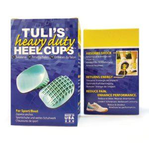 2 Pairs of Heel Cups