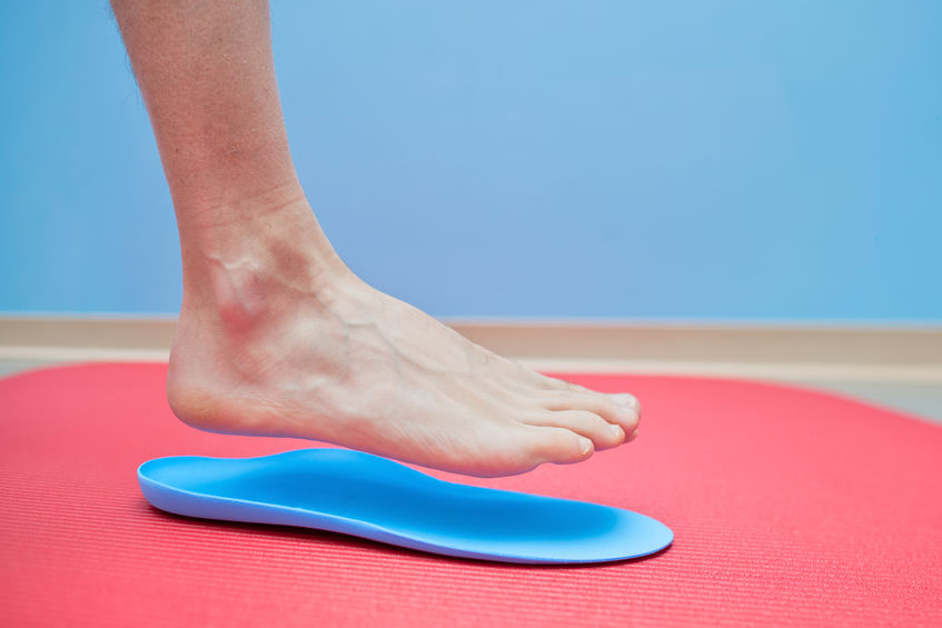 orthotics-for-foot-pain