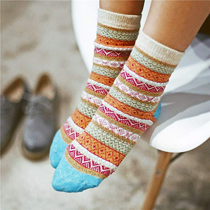 The Best Women's Winter Socks