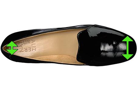 Narrow Dress Shoes for Women