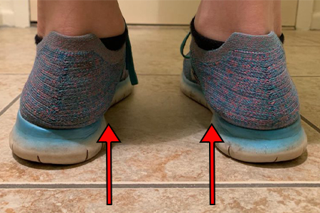 Unsupportive Shoes for Women
