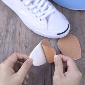 Leather Tongue Pads For Shoes