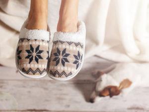Orthopedic House Slippers For Women