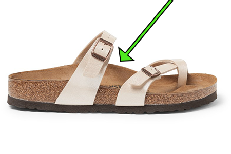 Women's Sandals with Arch Support