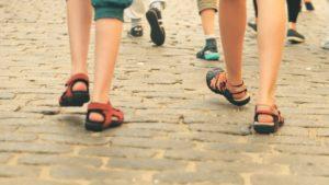 Wide Women Sandals