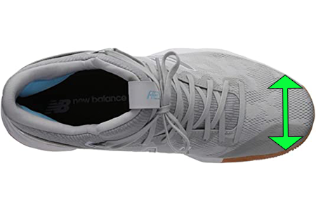Wide Basketball Shoes for Women