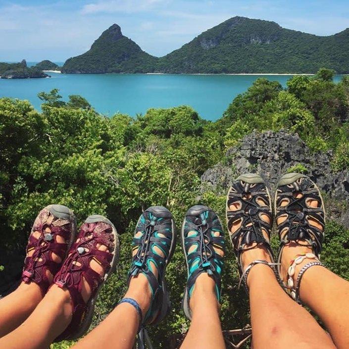 Best Walking Sandals For Women