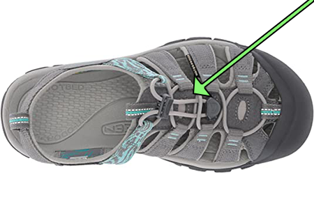 sandal-with-hook-and-loop-closure