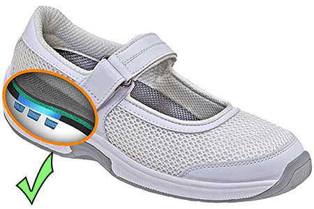 best-casual-shoes-for-heel-pain