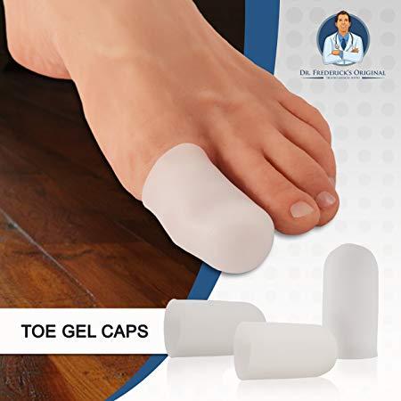 Toe Caps For Missing Toenails