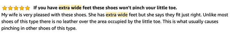 Extra Wide Shoes Review