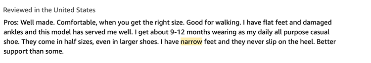 narrow-sneakers-review