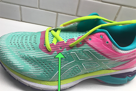 How to Lace Shoes for Wide Feet