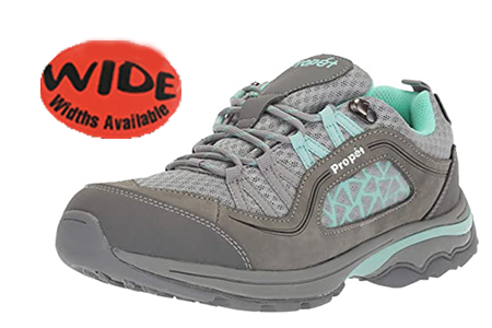 Best Hiking Sneakers for Women with Wide Feet