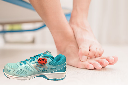 best-shoes-for-women-with-toe-pain