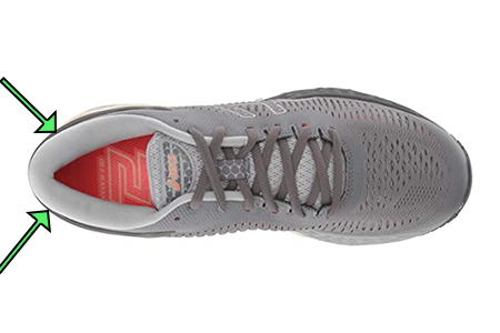 Women's Shoes with Extra Padding