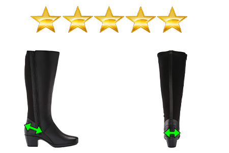 tall-black-boots-for-women-with-narrow-feet