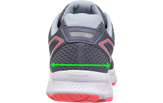 Saucony-shoe-with-good-ankle-support